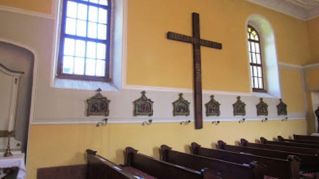 Csicsó Katolikus templom